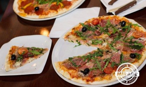 Mirage Pizzeria