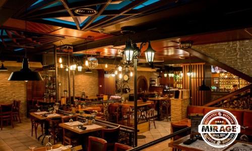 Mirage Authentic restoran